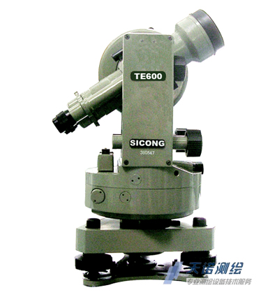 西光te610/te600光学经纬仪